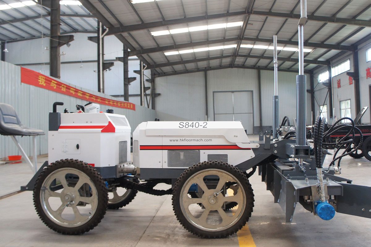ride-on-concrete-laser-screed-machine