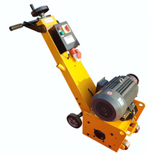 HKS-300D Concrete Scarifier Machine